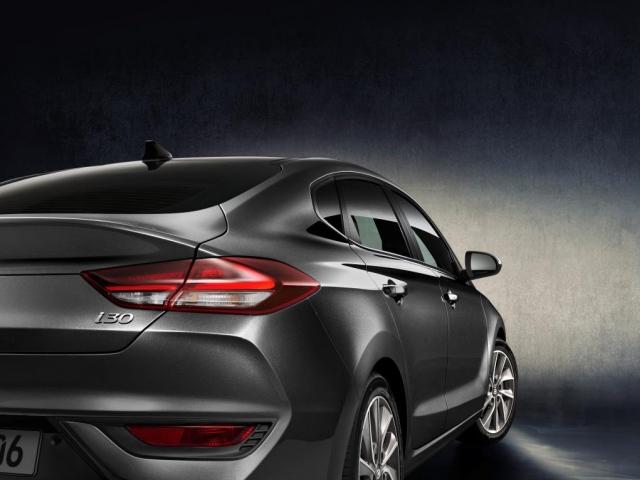 Zcela nový Hyundai i30 Fastback, foto Hyundai Motor Czech s.r.o.