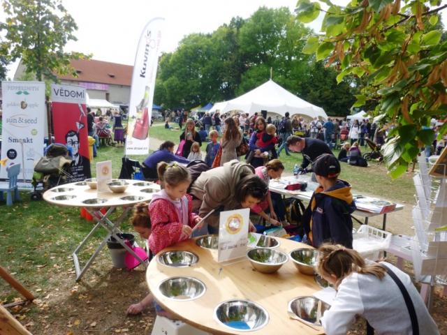 Vegetariánský festival proběhne na podzim na Vyšehradě, foto Vegefest