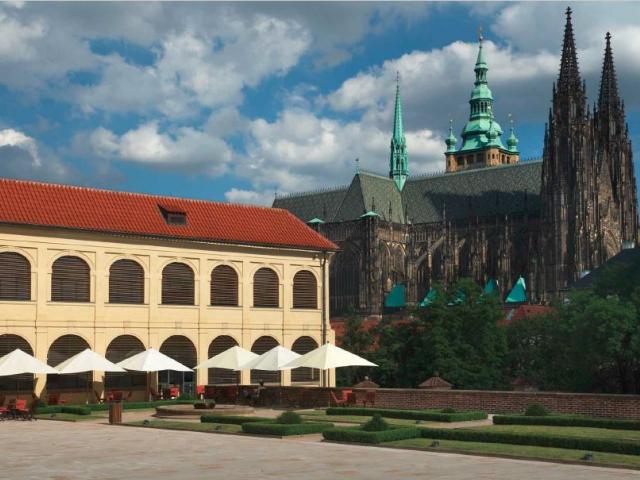 Architekti na Pražském hradě po Plečnikovi, foto Správa Pražského hradu