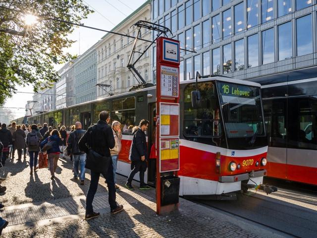 DPP rozšiřuje síť svých tramvají, foto DPP