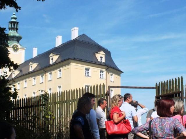 Brownfield trip v Moravskoslezském kraji, foto Agentura pro regionální rozvoj