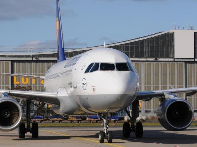 Český vzdušný prostor má rekordní vytížení. Foto Lufthansa Group