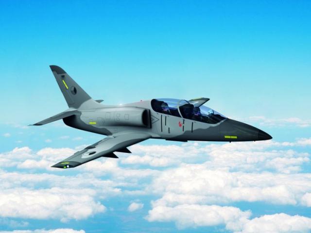 Aero Vodochody zahájilo výrobu letounů L-39NG, foto AERO Vodochody AEROSPACE a.s.