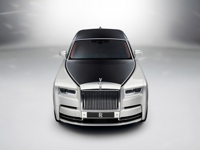 Nový Phantom se stává nejluxusnějším fantomem silnic, foto BMW Group