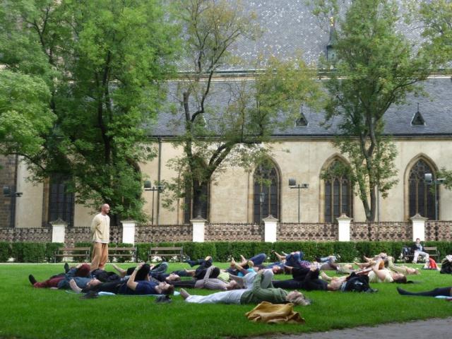 Bezmasý festival láká k návštěvě, foto Vegefest