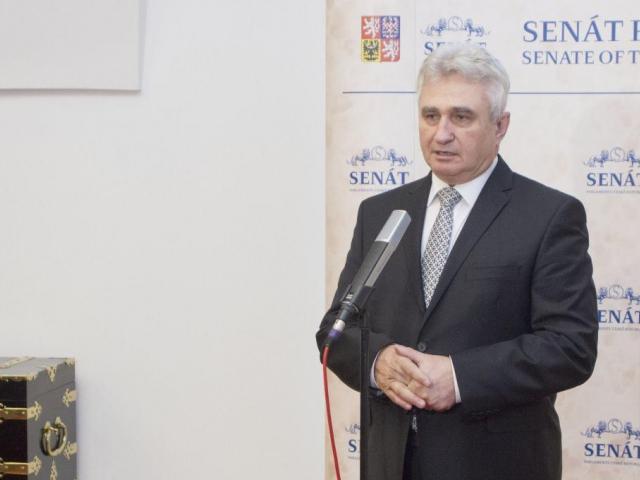 První kolo prezidentských voleb se bude konat 12. a 13. ledna 2018, foto Senát PČR