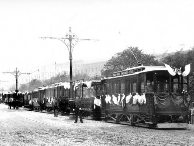 DPP si připomíná 120 let své existence. Foto DPP