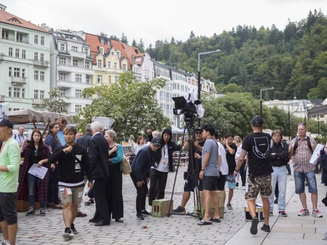 CzechTourism se angažuje při natáčení korejského seriálu, foto CzechTourism