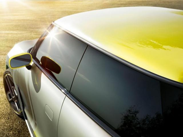 Pojetí budoucí městské mobility představuje MINI Electric Concept, foto BMW AG