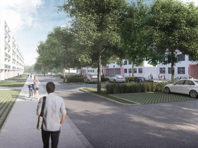 Plán revitalizace sídliště Vybíralova se blíží k realizaci, foto IPR Praha