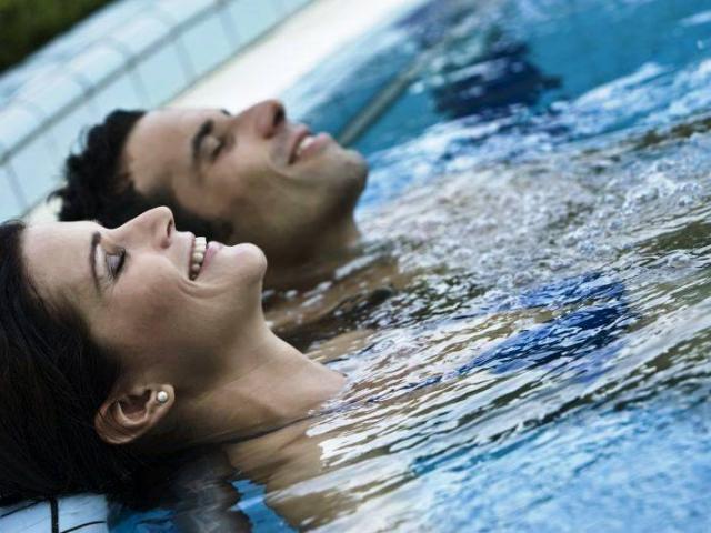 4denní wellness pobyt pro 2 v lázeňském hotelu Thermal