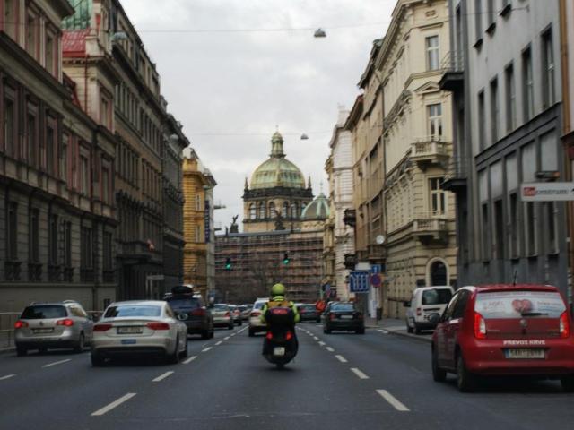 """V České republice začal celostátní průzkum dopravního chování """"Česko v pohybu"""". Foto Praha Press"""