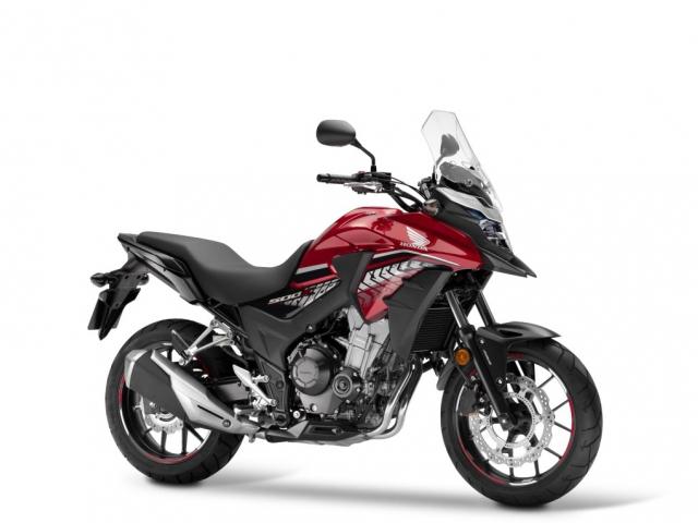 HONDA CB500X, foto Honda