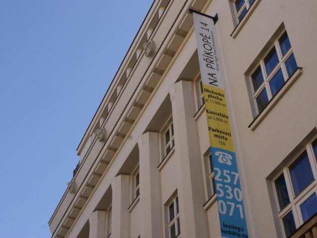 Volné kancelářské prostory ubývají v Praze i Brně, ilustrační foto Praha Press