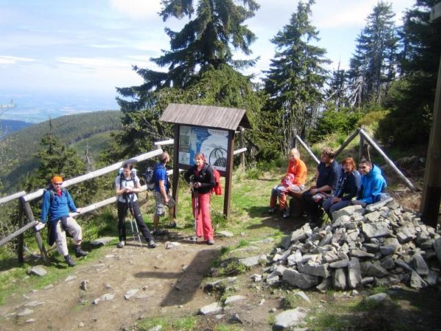 Vyrazte na Lysou horu s průvodcem! Foto Destinační managment turistické oblasti Beskydy-Valašsko o.p.s.