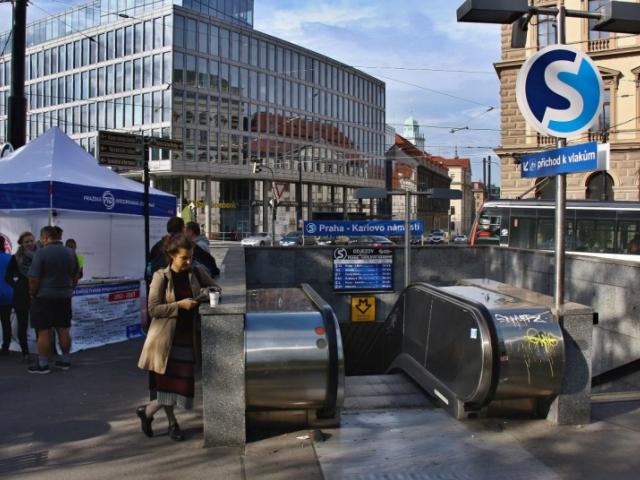 Praha plánuje rychlá podzemní spojení, foto IPR Praha