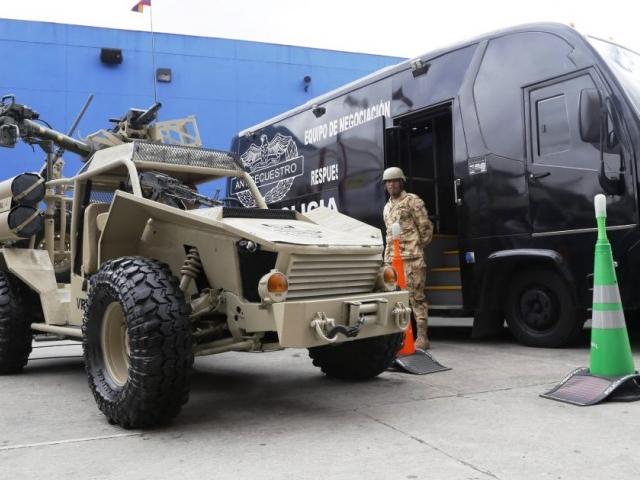 Milovníky zbraní zaujme veletrh EXPODEFENSA, foto: EXPODEFENSA