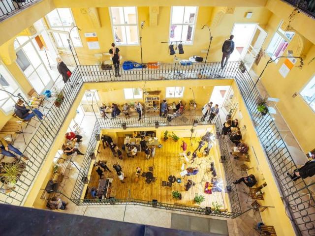 Praha otevřela kreativní centrum, foto IPR Praha