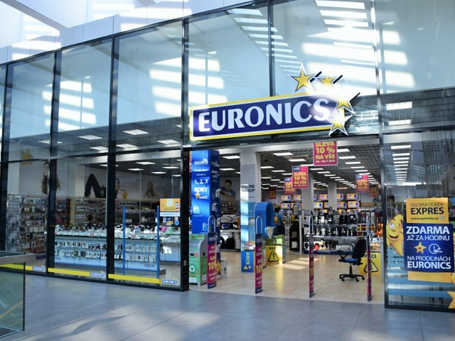 Foto HP Tronic - EURONICS ČR, a.s