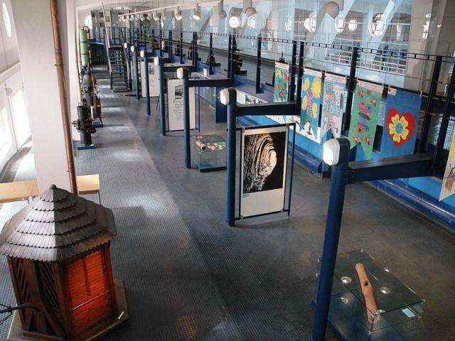Muzeum pražského vodárenství navštívilo dva a půl tisíce návštěvníků, foto PVK