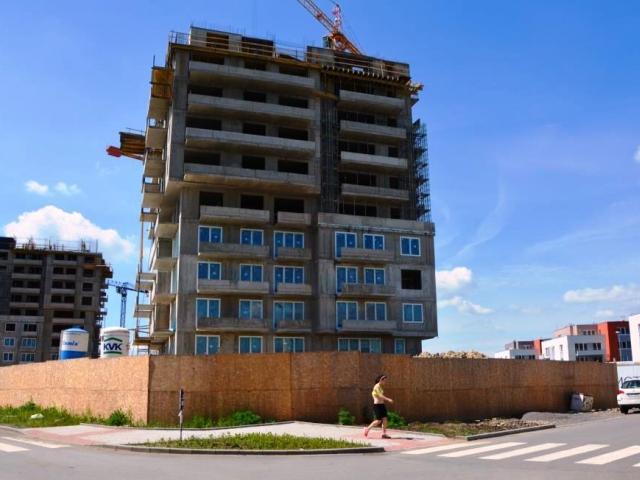 Praha neobnovuje svůj bytový fond. Foto Praha Press