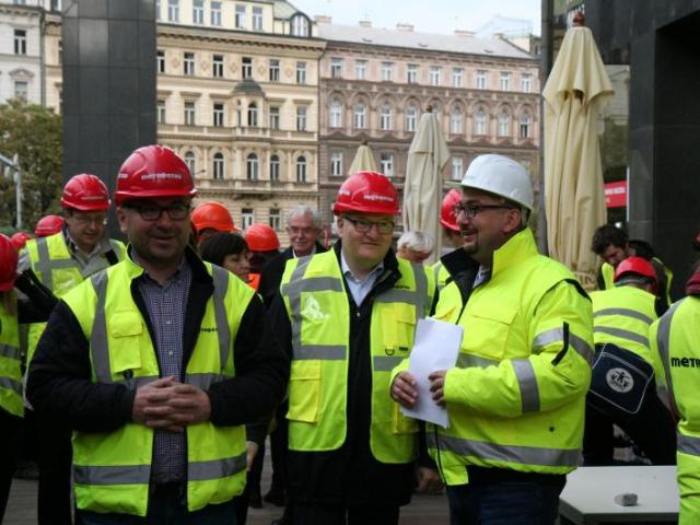 Rok zbývá do otevření Historické budovy Národního muzea