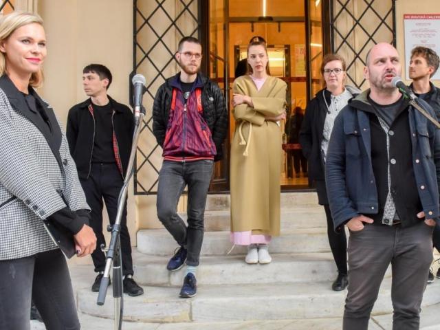 V Moravské galerii v Brně začala výstava Cena Jindřicha Chalupeckého, foto Moravská galerie v Brně, Kamil Till