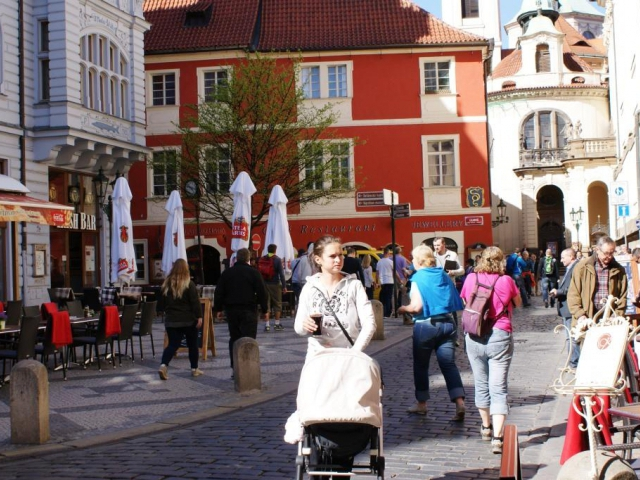 Praha je třetím nejvhodnějším městem pro návštěvu rodin s dětmi, foto Praha Press