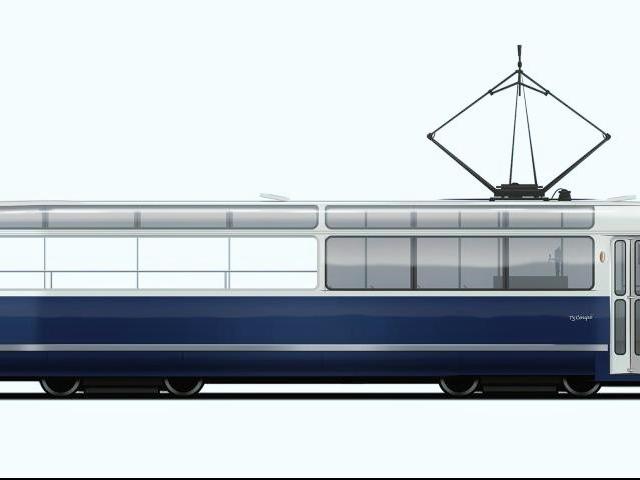 Legendární tramvaj T3 v úpravě Coupé vyjede do ulic příští rok, foto DPP