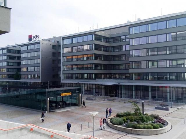 Administrativní budovu A1 koupila Komerční banka, foto Finep