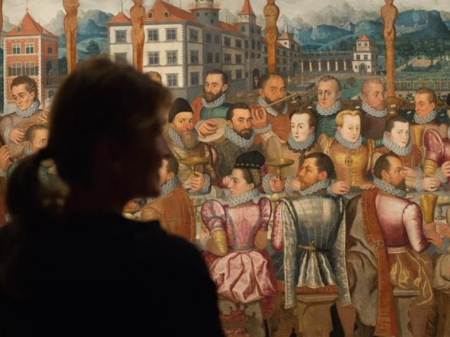 Obdivujte vzácné poklady z renesanční sbírky ve Valdštejnské jízdárně, foto Helena Fikerová
