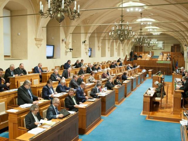 Organizační výbor schválil termín následující schůze Senátu, foto Senát PČR