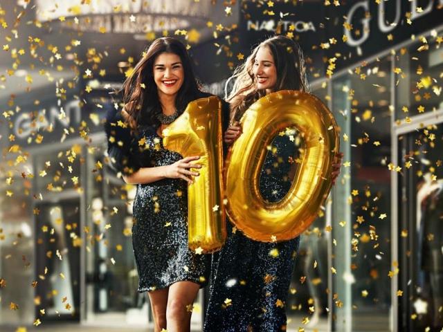 Největší české outletové centrum Fashion Arena Prague Outlet již brzy oslaví 10. narozeniny. Foto FAPO