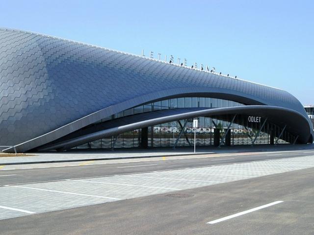 Čtvrtá největší solární elektrárna v Česku má nového vlastníka, foto Letiště Brno