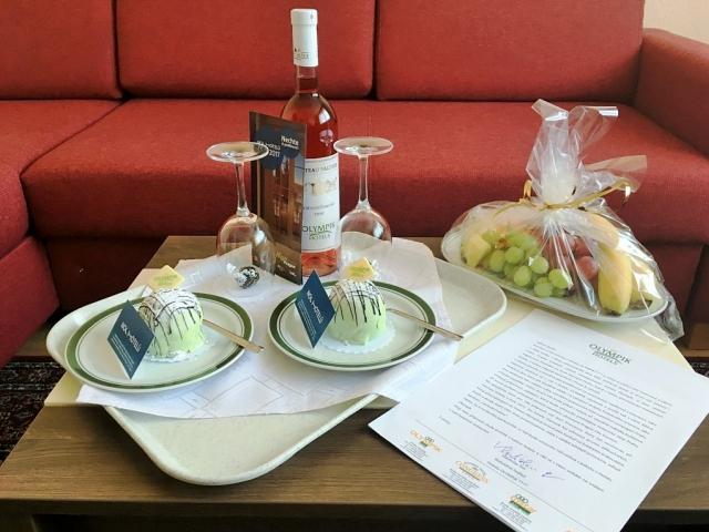 Využijte pro sebe výhody projektu Noc Hotelů, foto Hotel Olympic, AHR ČR
