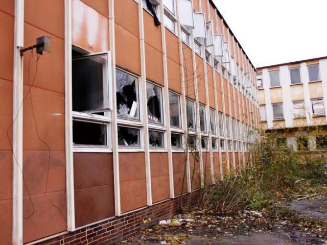 Objekt v Jeseniově 36 již opustilo několik desítek lidí bez domova, foto ÚMČ Praha 3