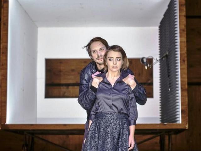 Soubor Činohry Národního divadla přichází s Maryšou, foto Národní divadlo