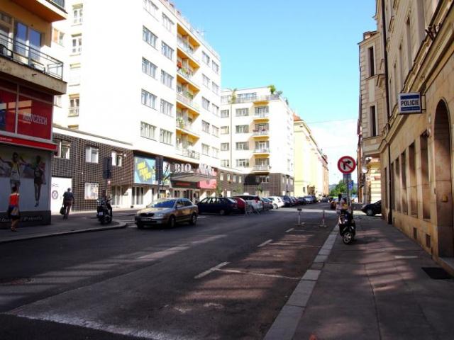 Radní Prahy 7 vyhlásili soutěž k revitalizaci ulice Františka Křížka, foto: ÚMČ Praha 7