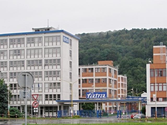 Výstavba tří hal pro napajedelskou Fatru je zahájena, foto: PSG - International  a. s.