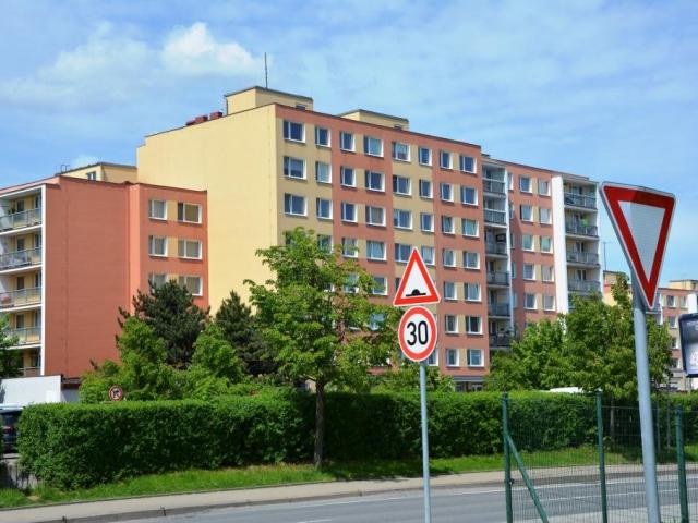 Bytová výstavba v Praze kolabuje, foto Praha Press.