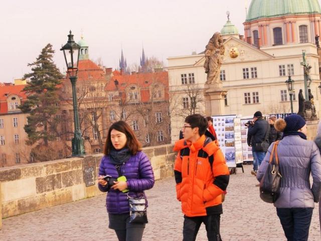 Prosincová atmosféra přiláká do Prahy kolem 700 tisíc návštěvníků, foto: Praha Press