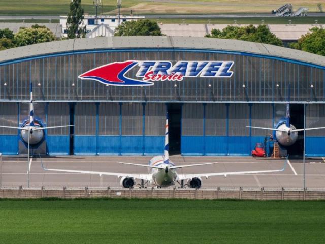 Společnost Travel Service získala výlučnou kontrolu nad ČSA, foto: ÚOHS.