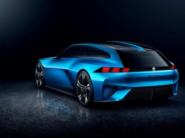 Peugeot Instinct Concept zvolen nejinovativnějším koncepčním vozem roku, Foto © Automobiles Peugeot