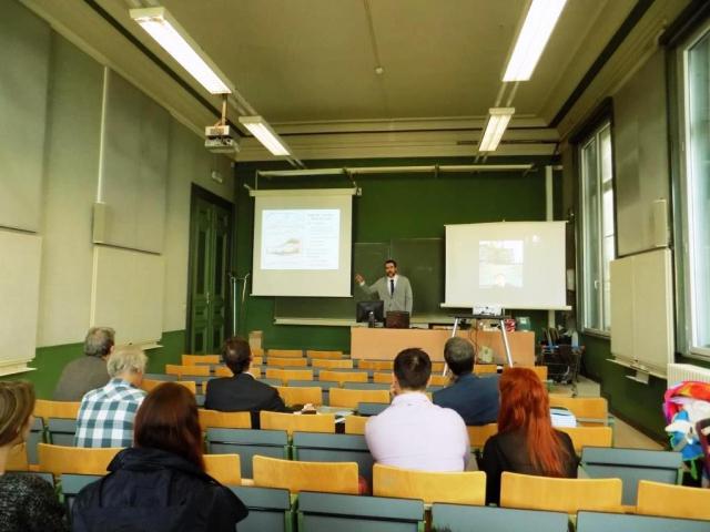 Fakulta jaderná a fyzikálně inženýrská má prvního absolventa v rámci double degree, foto:  ČVUT, Fakulta jaderná a fyzikálně inženýrská.