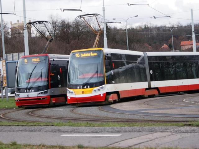 Veřejnost se může vyjádřit ke změnám územního plánu pro nové tramvajové a železniční tratě, foto Praha Press
