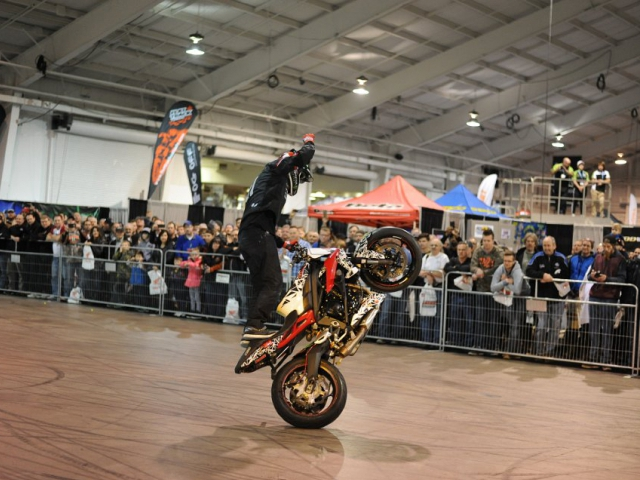 Foto © North American International Motorcycle Supershow.