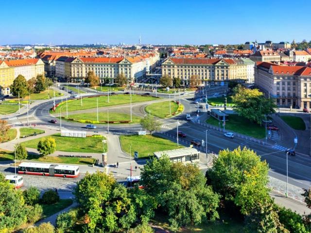 V dubnu vypíše Praha soutěž na novou podobu Vítězného náměstí. Foto MHMP
