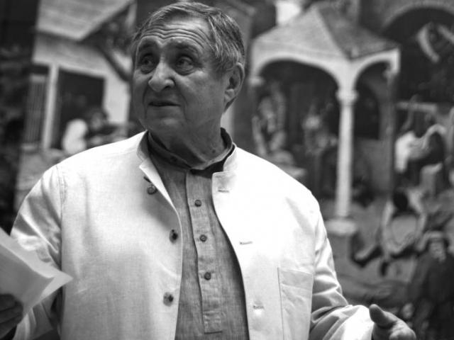 Architekt Jan Polášek, foto Národní muzeum