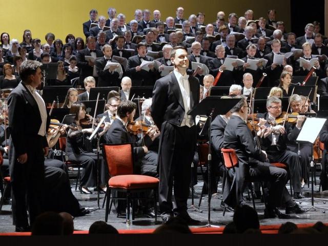 Cena Classic Prague Awards pro sbory Národního divadla, foto Národní divadlo