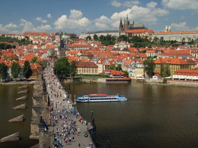 Praha podpořila kongresový turismus pro rok 2018. Foto Prague City Tourism